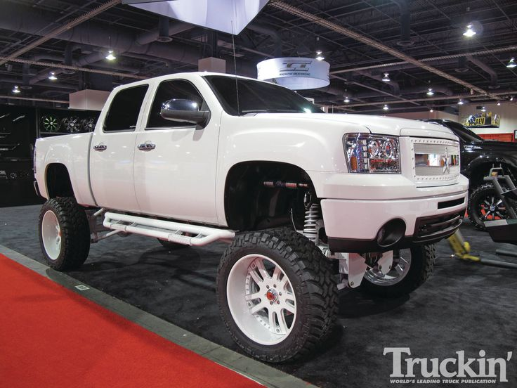 Lifted Truck Wallpapers Sf Wallpaper