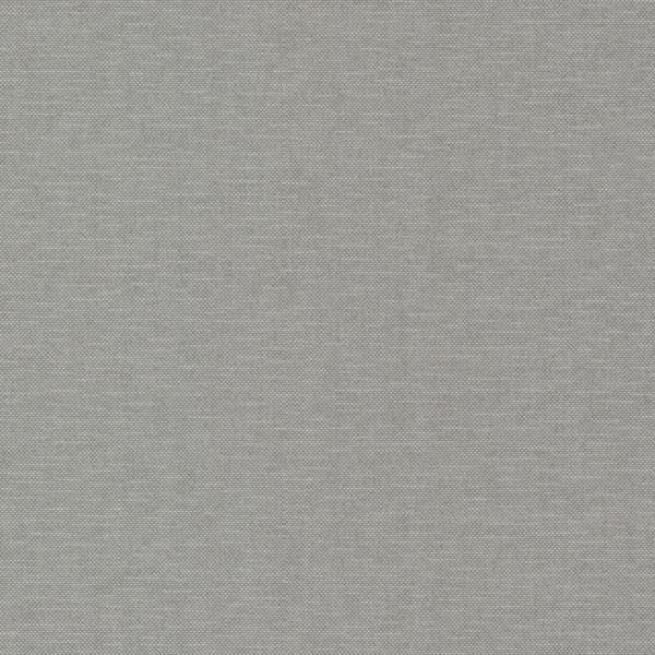 Valois Grey Linen Texture Wallpaper - Transitional - Wallpaper