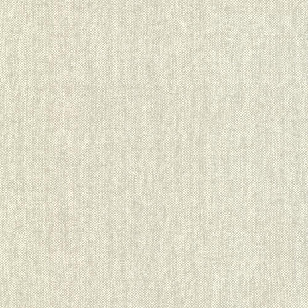 Brewster Albin Beige Linen Texture Wallpaper-499-20005 - The Home