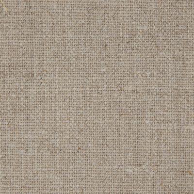 Linen textured wallpaper in Metis via Holland & Sherry   the