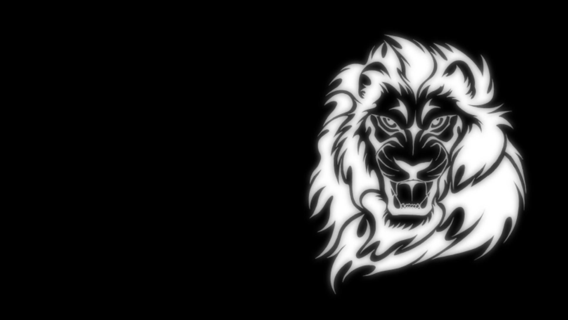 Lion art wallpaper Group (71+)