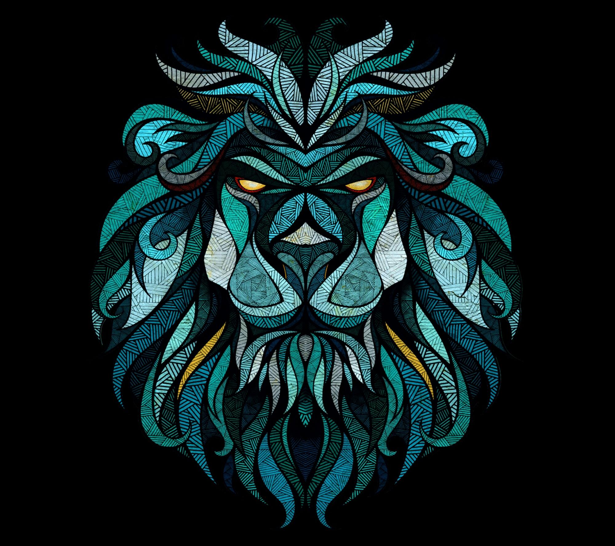 lion | eyesOfOdysseus
