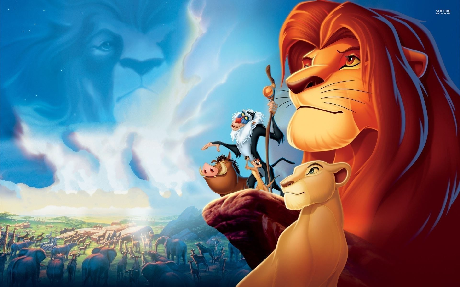 Collection of Lion King Wallpaper on HDWallpapers