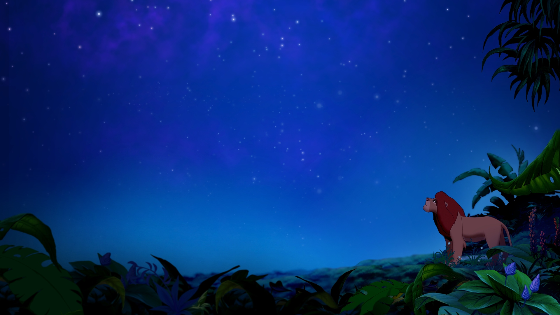The Lion King HD screencaps gallery - Wallpapers
