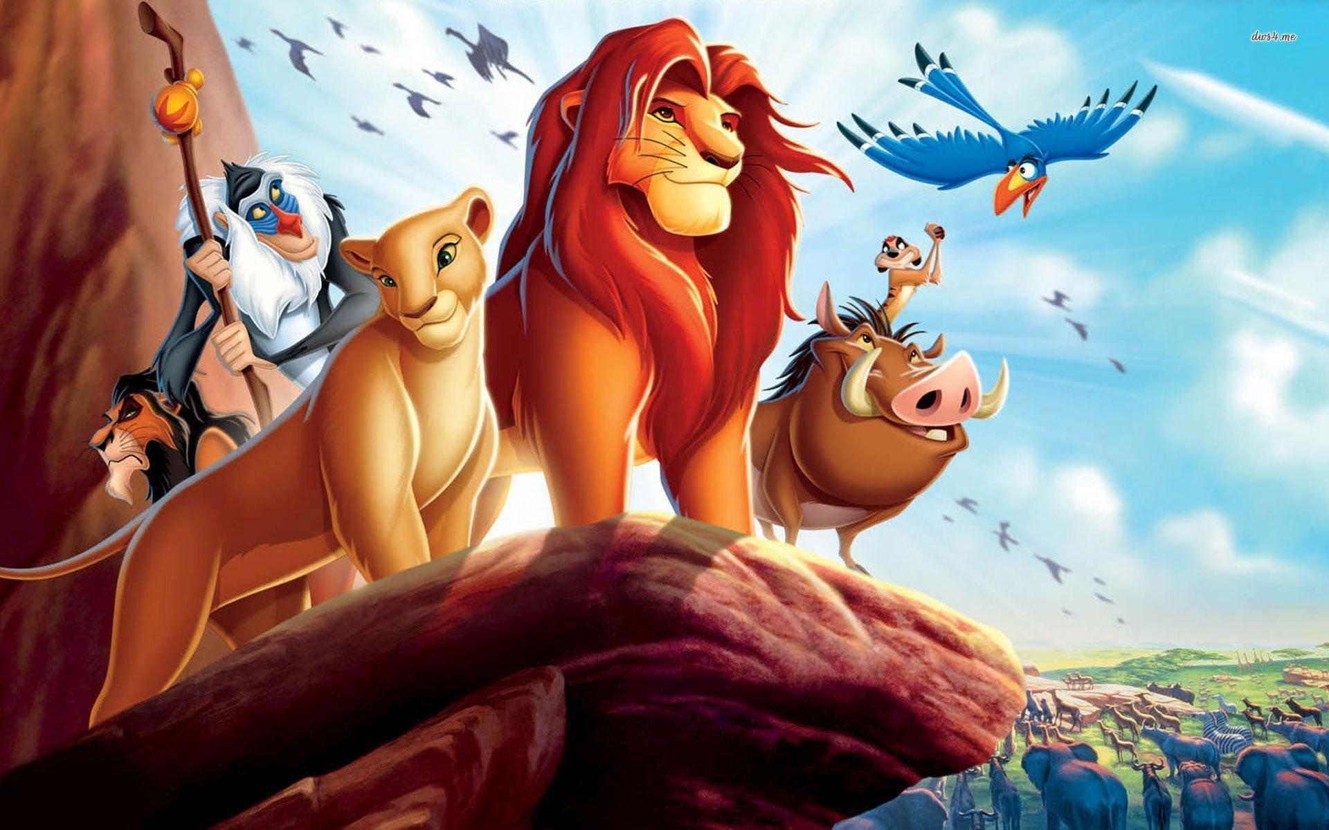 The Lion King Wallpaper