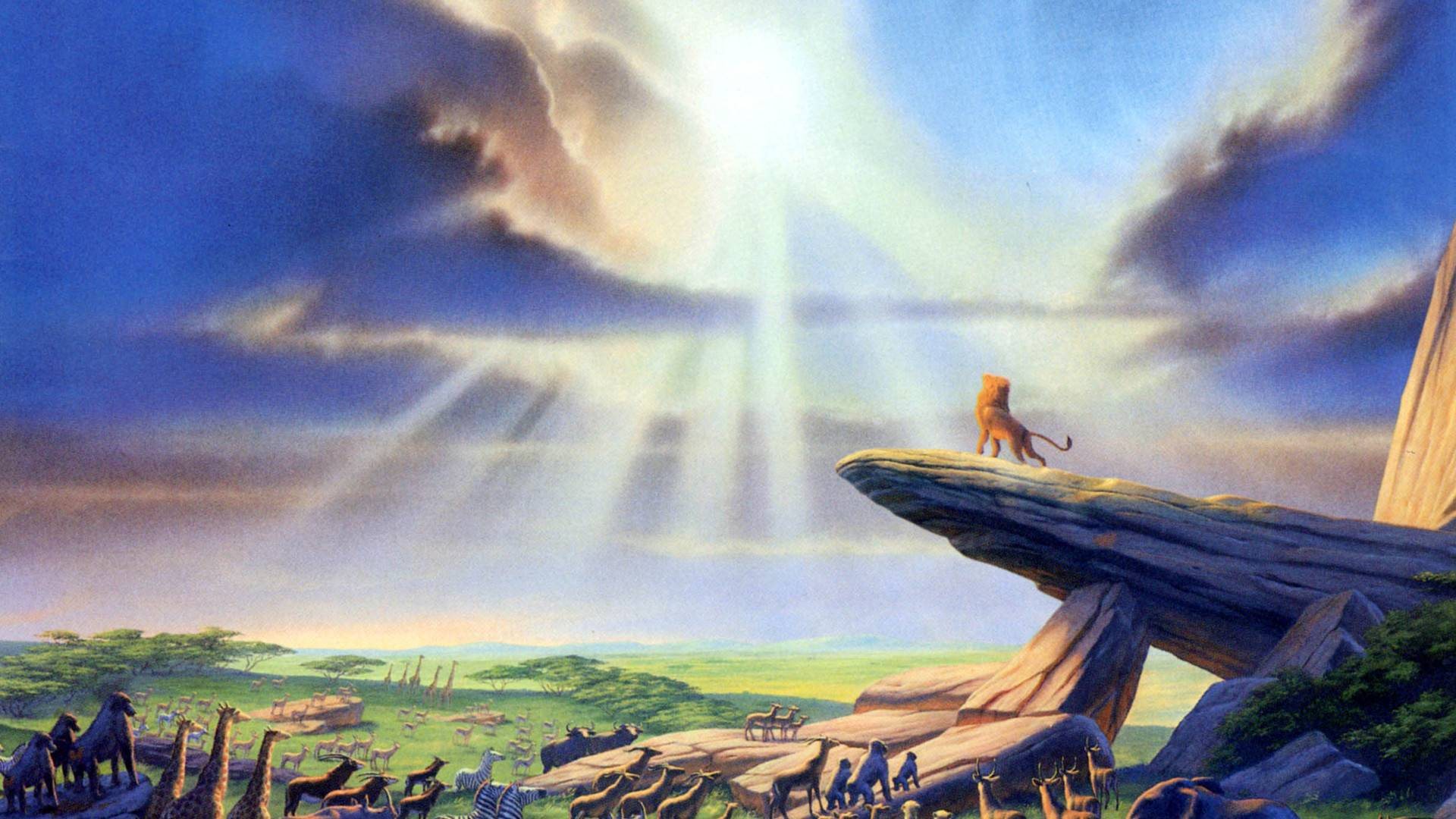 HD Simba Lion King Wallpapers Free | PixelsTalk Net