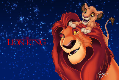 The Lion King - Wallpaper (3000 x 2000) by JackieMonster12 on