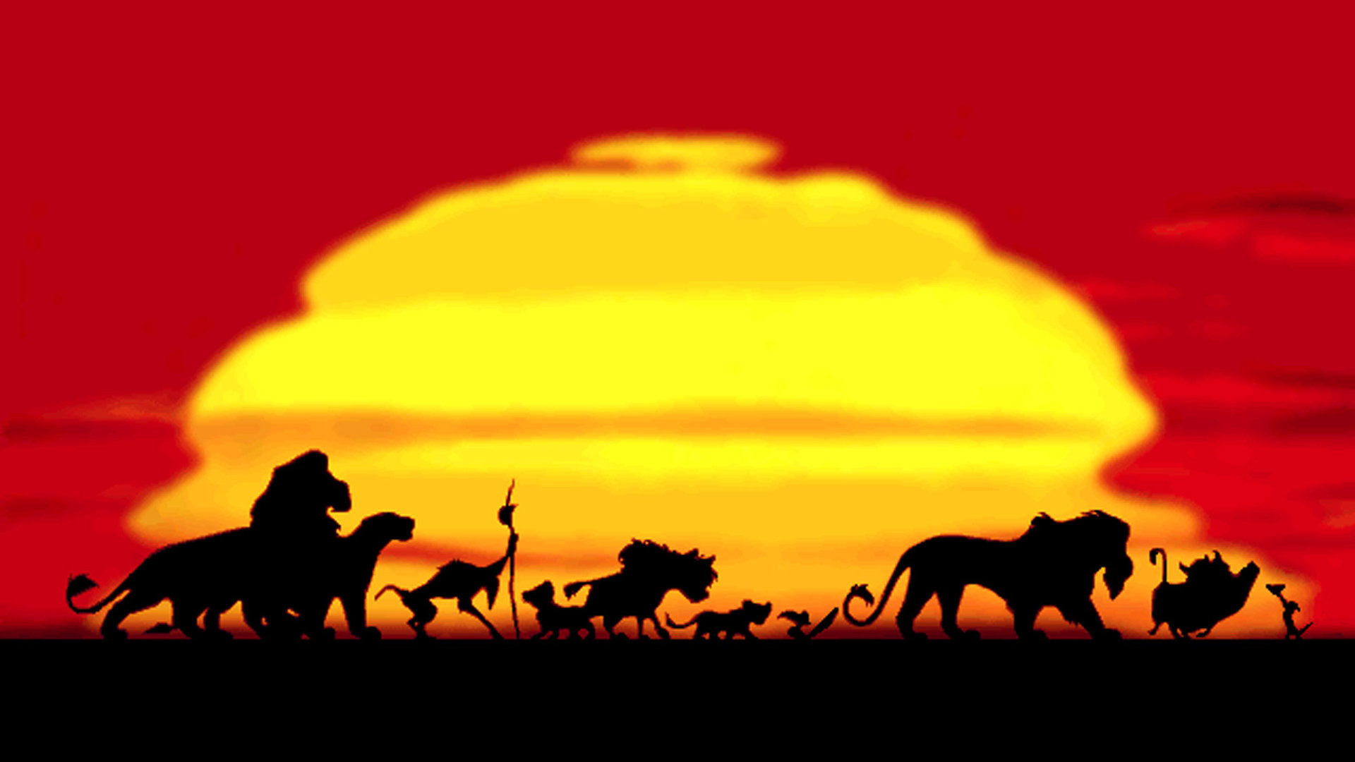 The Lion King - Cartoons Wallpapers
