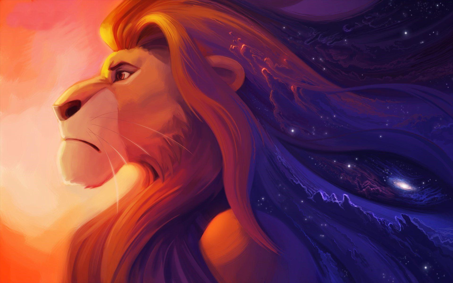 The Lion King Wallpaper - WallpaperSafari