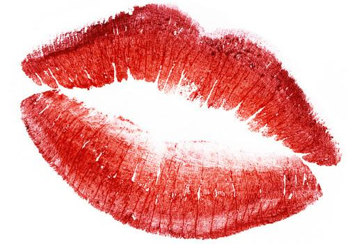 lips kiss image