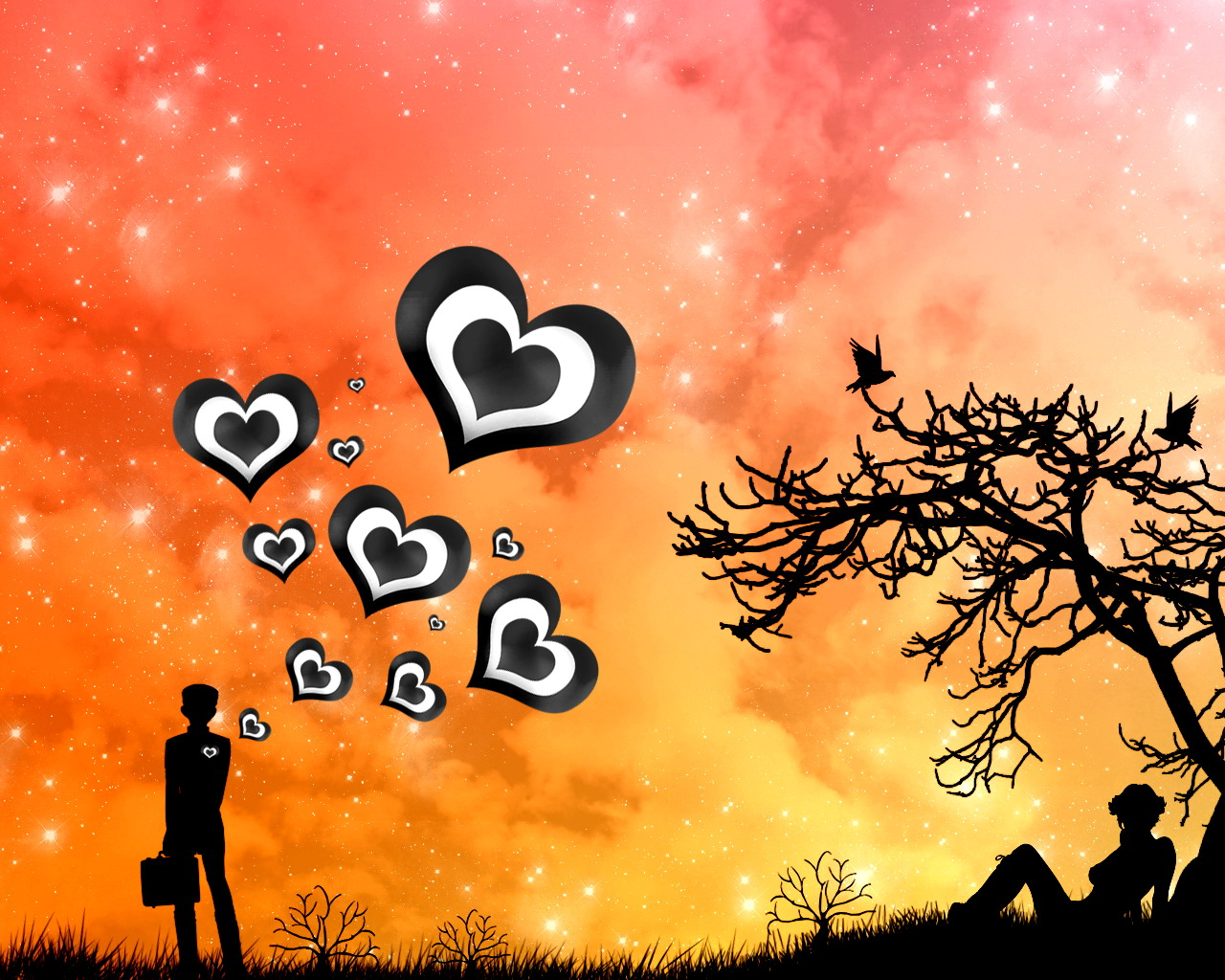 Download Wallpaper I Love You Cartoon - love-love-wallpapers-10  You Should Have_58713   .jpg
