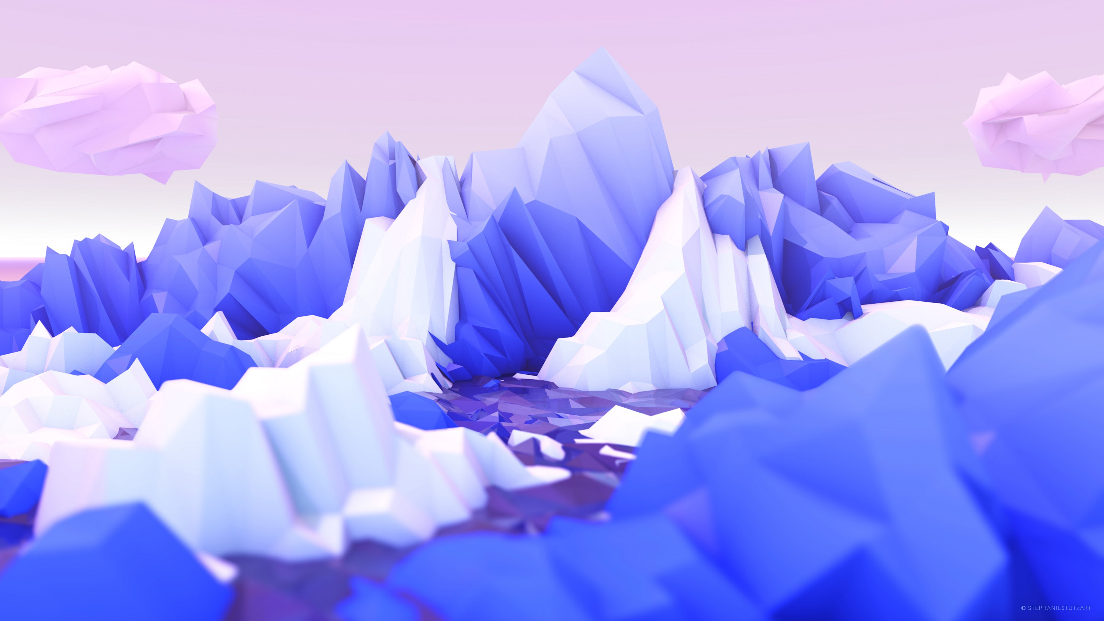 Low Poly Wallpapers · 4K HD Desktop Backgrounds Phone Images