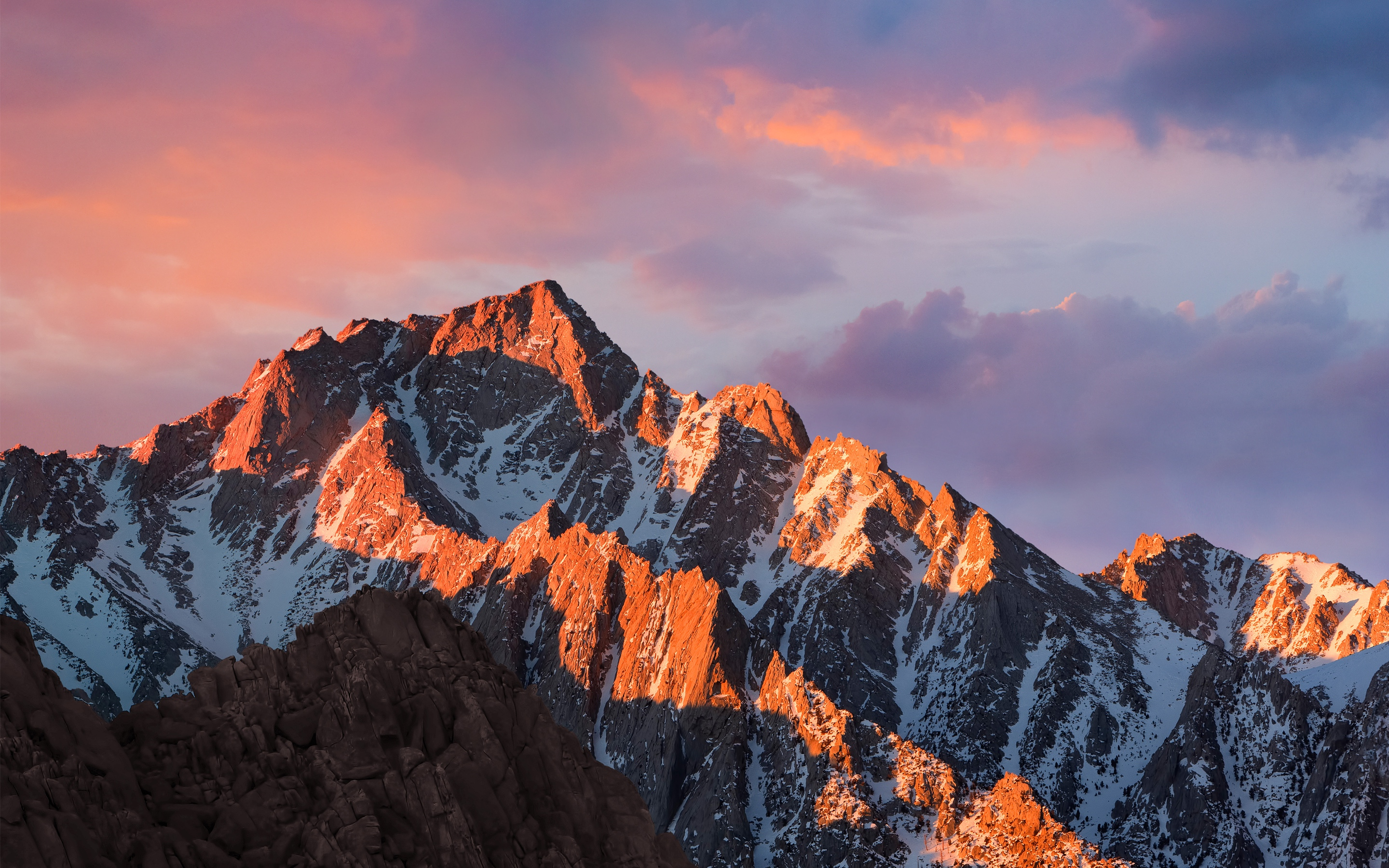 Download the new macOS Sierra wallpaper for iPhone, iPad, and desktop
