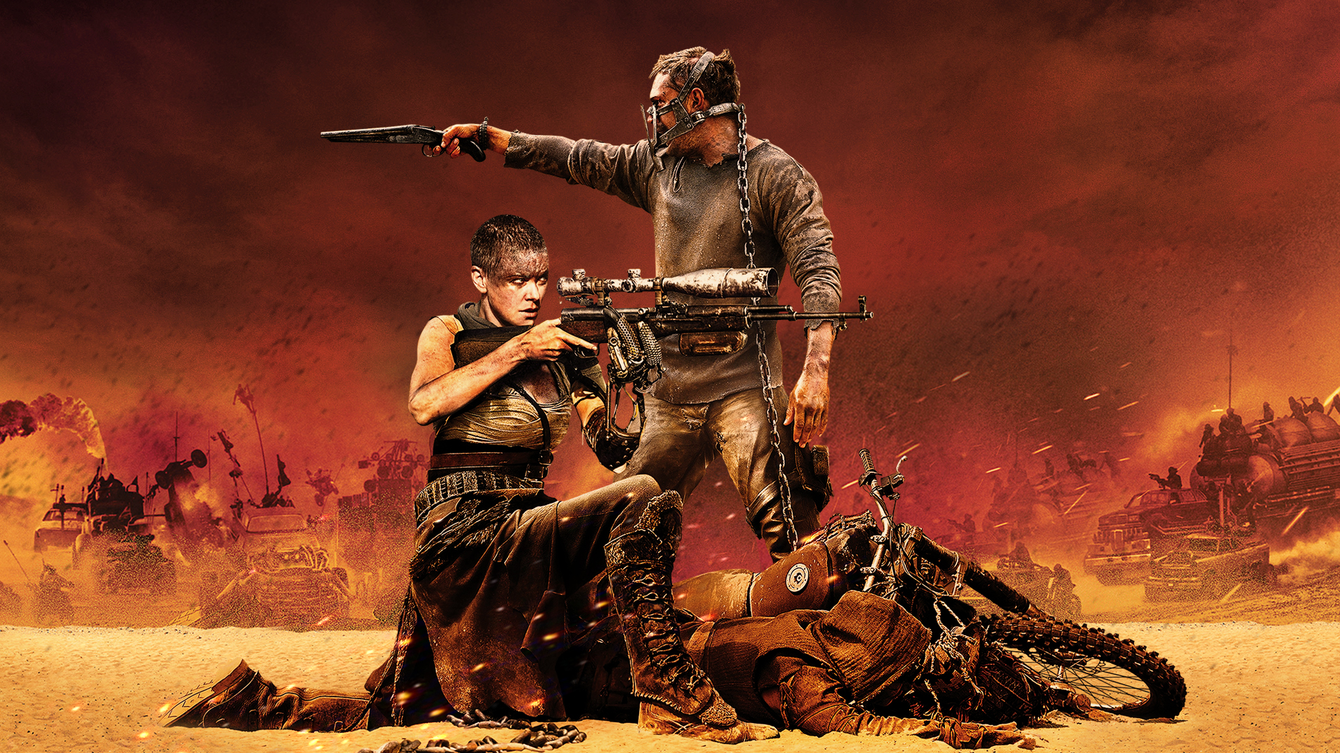 Mad Max Fury Road Wallpaper 1920x1080 by sachso74 deviantart com