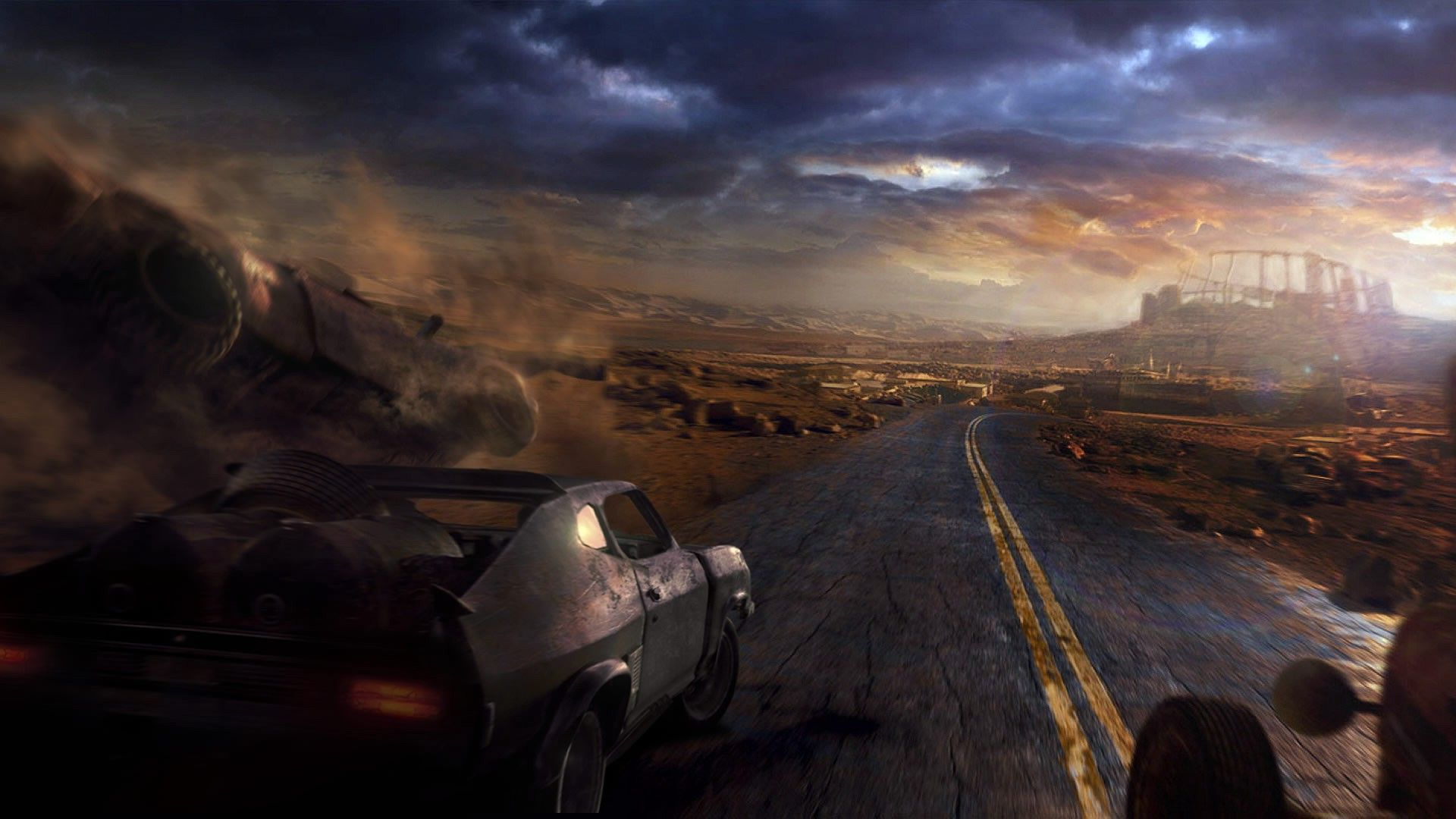 Mad Max Wallpaper 1080p - WallpaperSafari