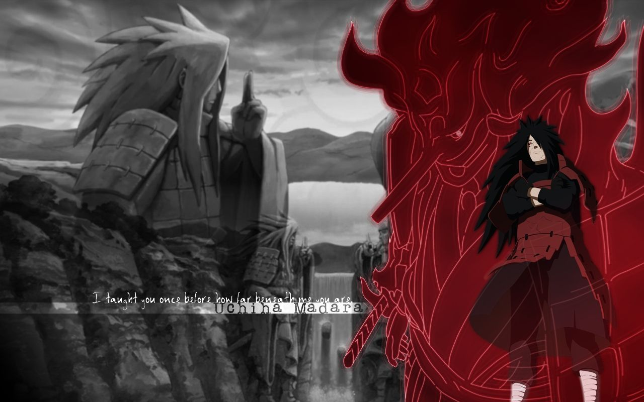 Madara Uchiha Wallpapers - Wallpaper Cave