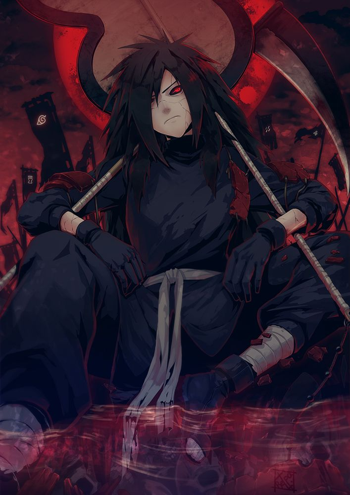 1000+ ideas about Madara Uchiha on Pinterest | Naruto shippuden