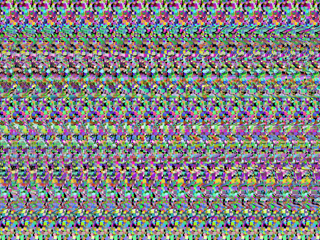 78 Best images about Stereograms (Magic Eye Pictures) on Pinterest