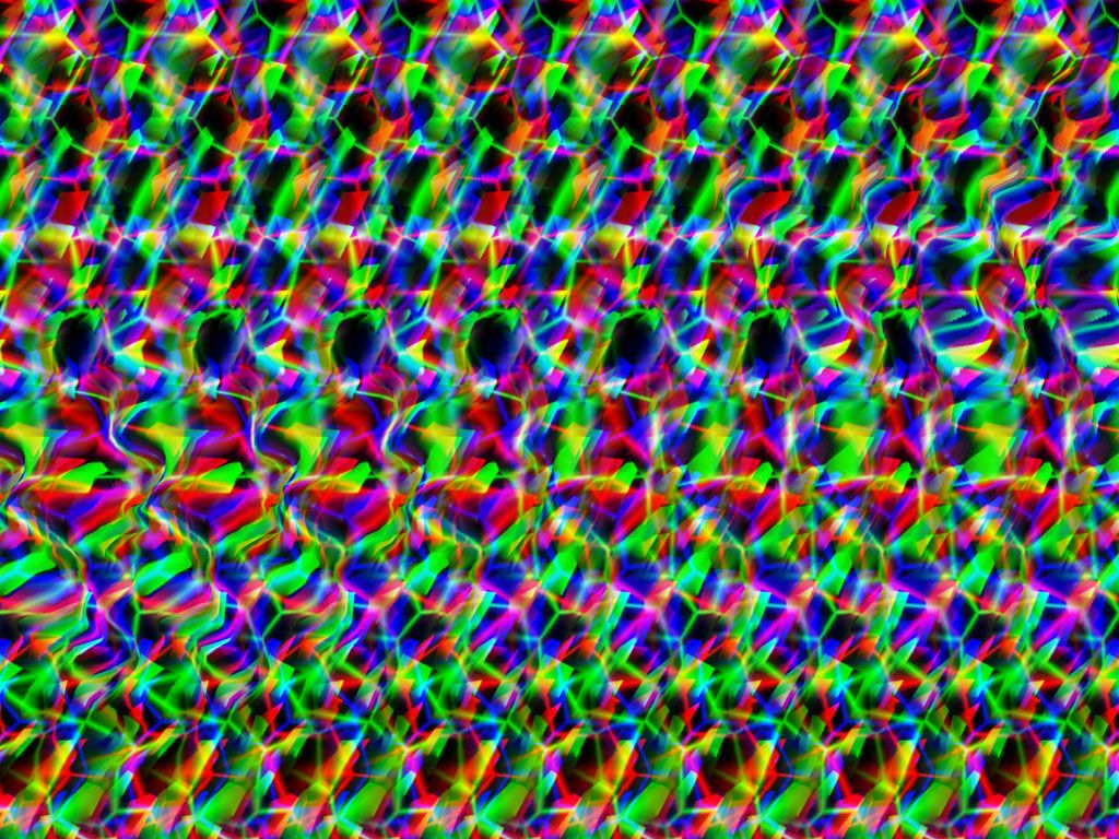 1000+ images about Fractal Stereogram/Magic Eye/Illusions on