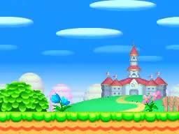 Mario Bros Background Sf Wallpaper