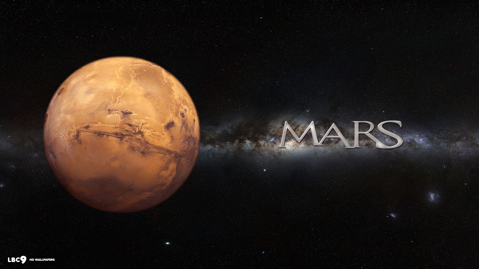 mars wallpaper HD