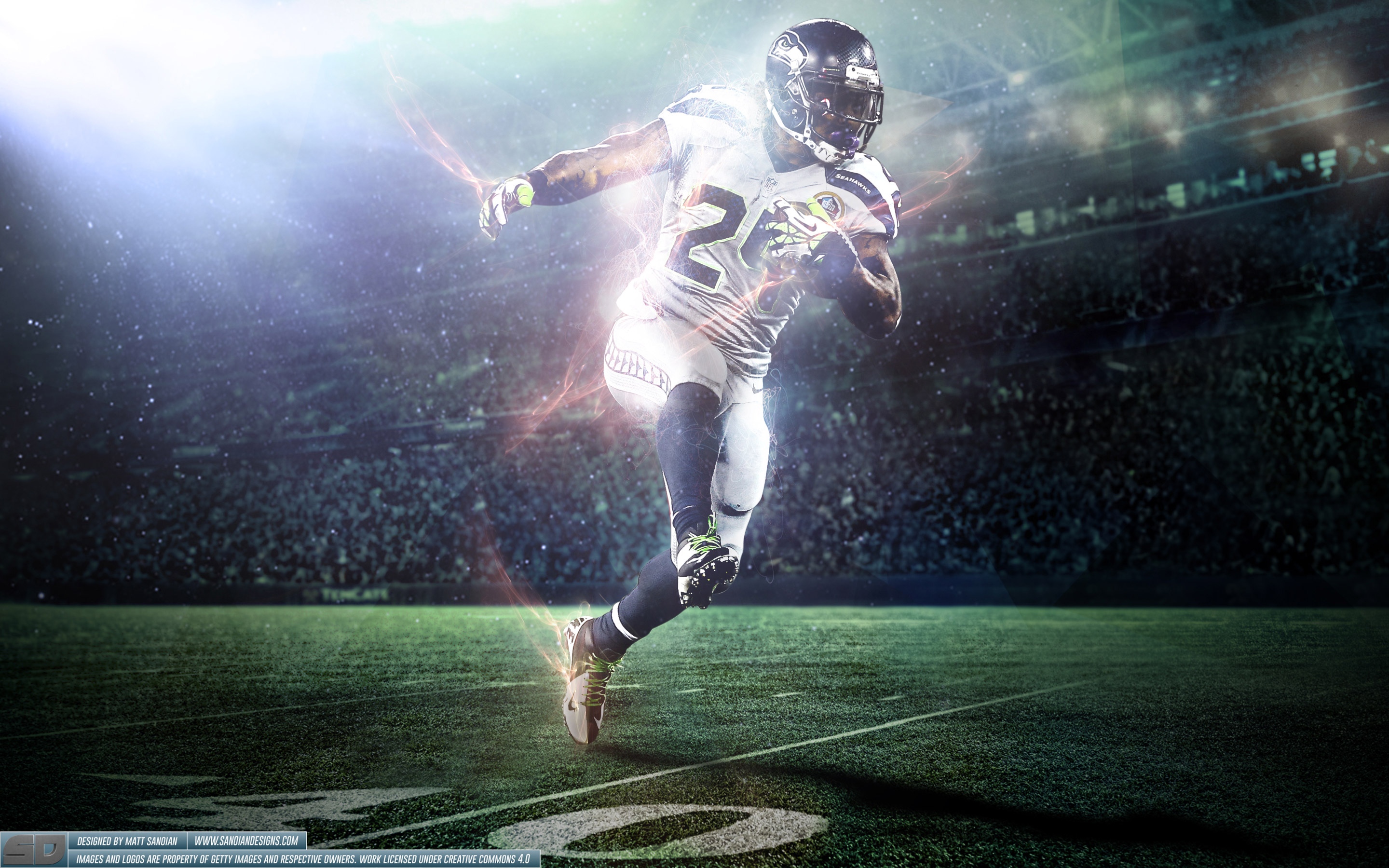 Marshawn Lynch Wallpapers High Quality | Download Free
