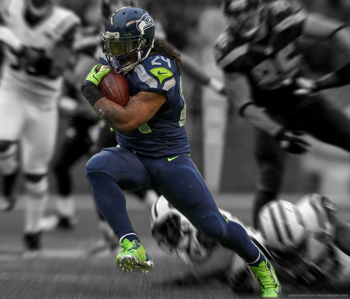 marshawn lynch wallpaper - Google Search | Composites that I like