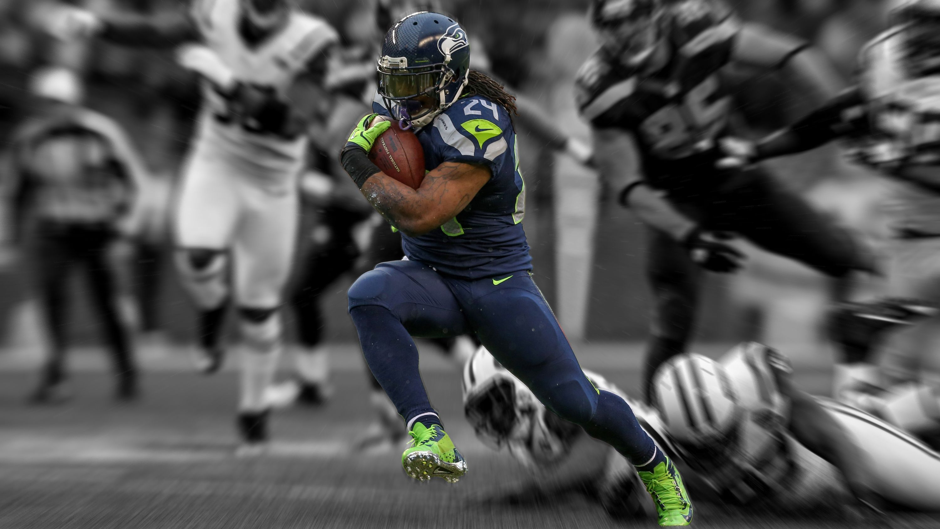 Marshawn Lynch Wallpapers Group (65+)