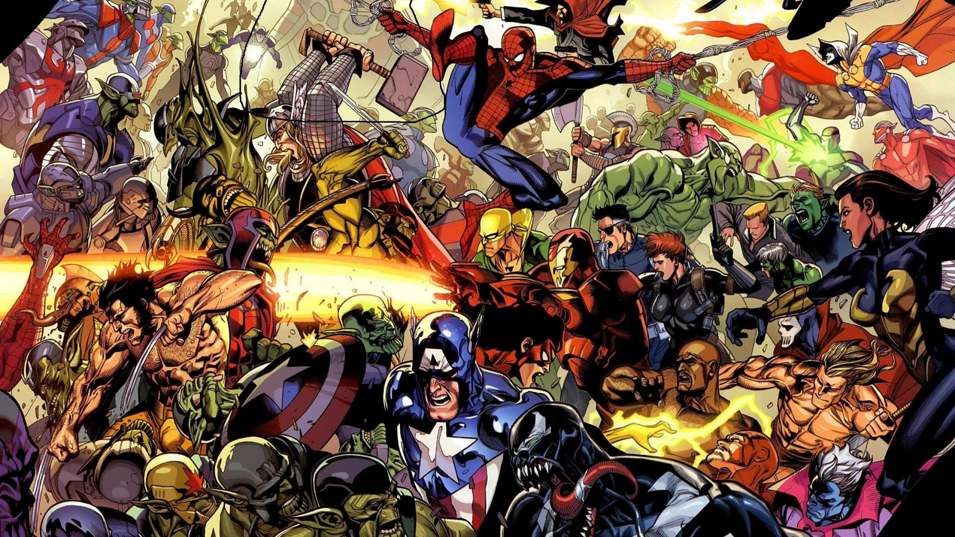 2016 Marvel HDQ Wallpapers, 100% Quality HD Backgrounds #96XAZ