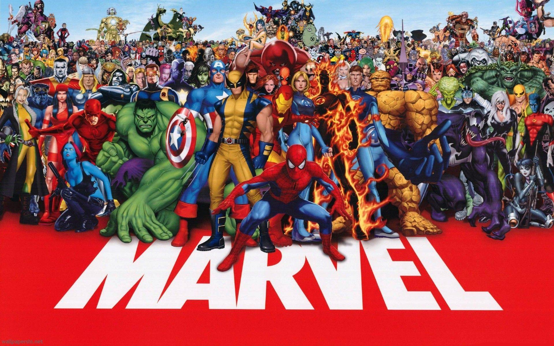marvel wallpaper hd - sf wallpaper