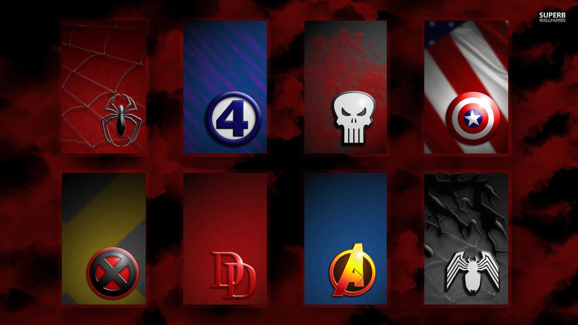 Marvel Superheroes Wallpaper Hd Sf Wallpaper