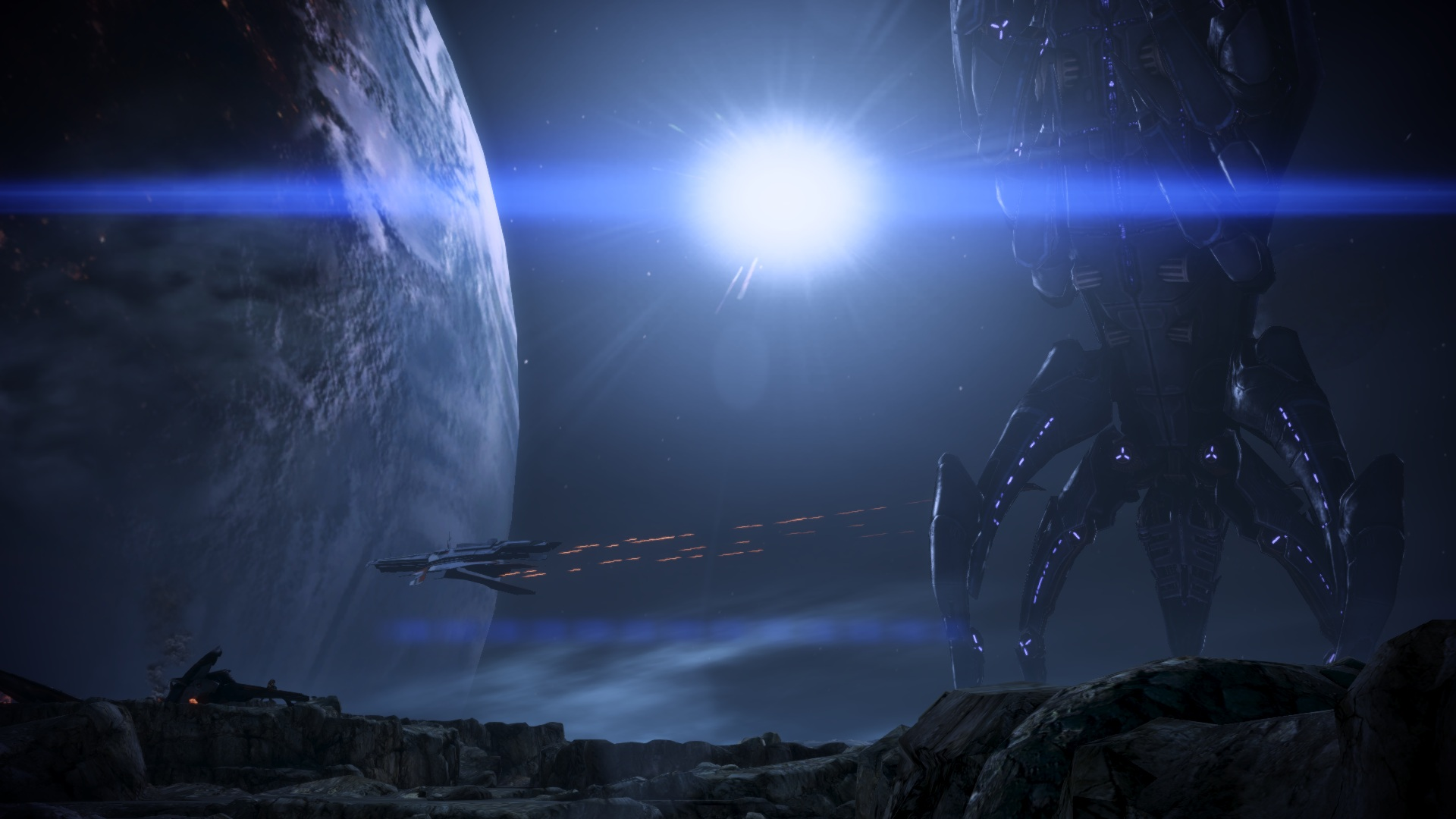 Mass Effect Reapers Wallpapers Group (67+)