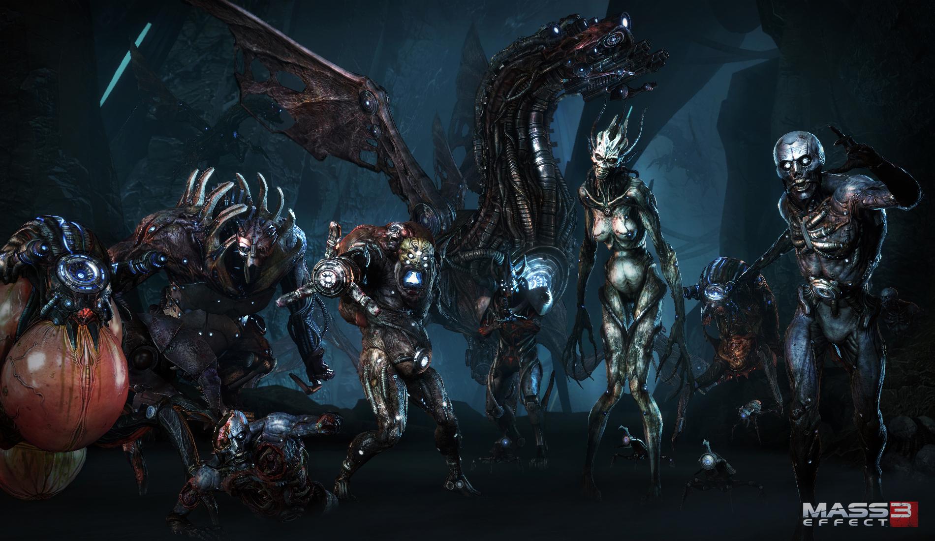 Mass Effect 3 Computer Wallpapers, Desktop Backgrounds | 1900x1100