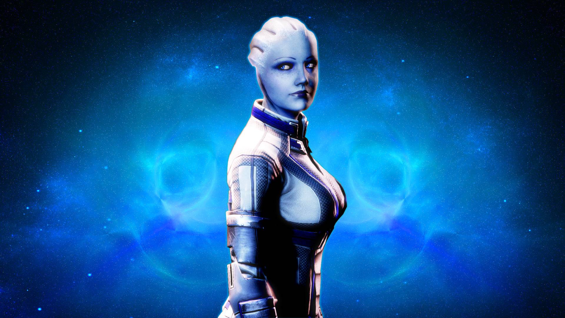 Mass Effect Liara Wallpaper Sf Wallpaper