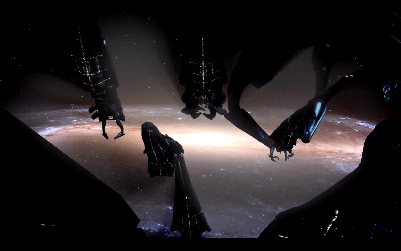 Any decent Reaper wallpapers? - Mass Effect 2 Message Board for