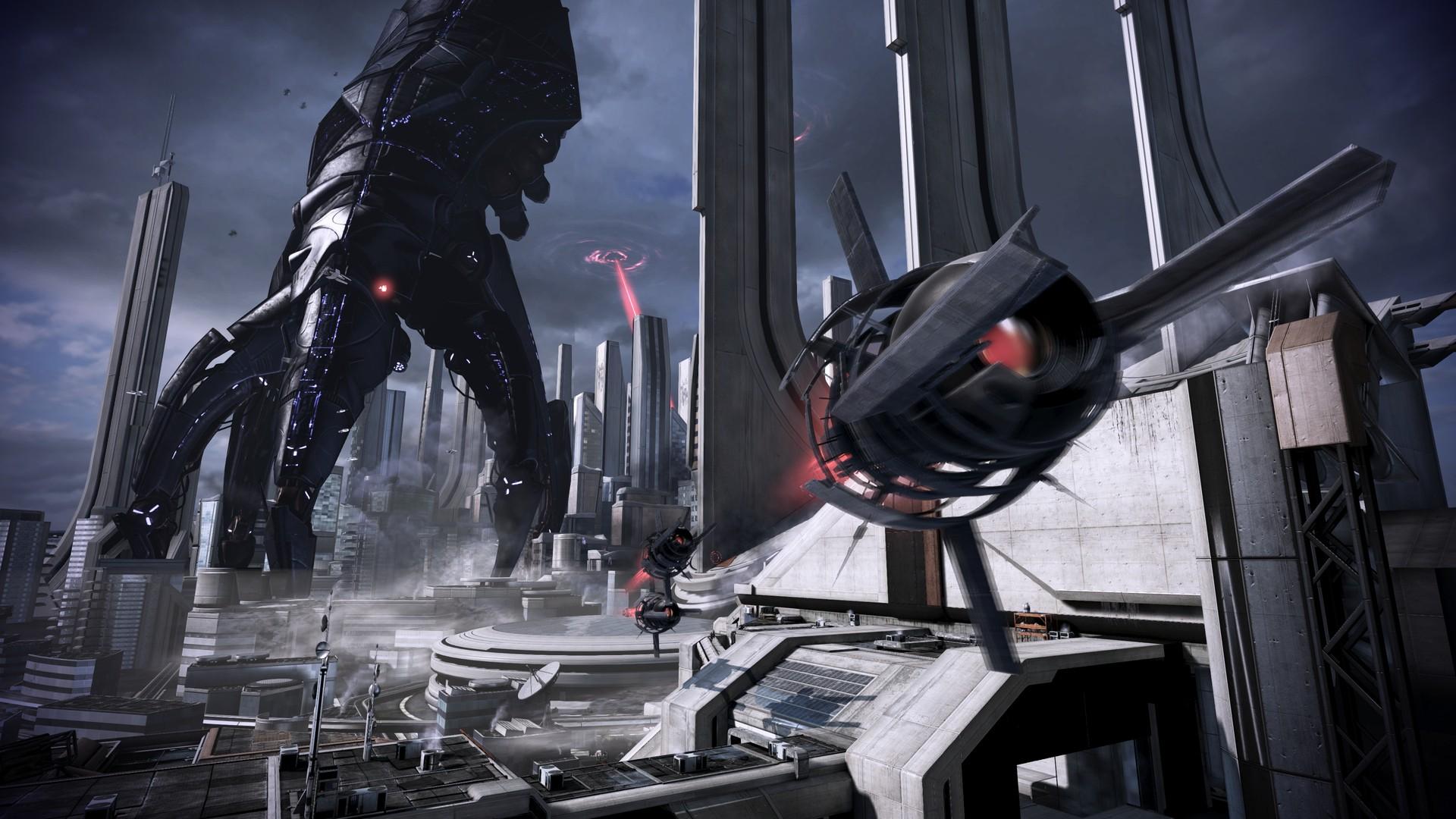 Mass Effect 3 Computer Wallpapers, Desktop Backgrounds | 1920x1080