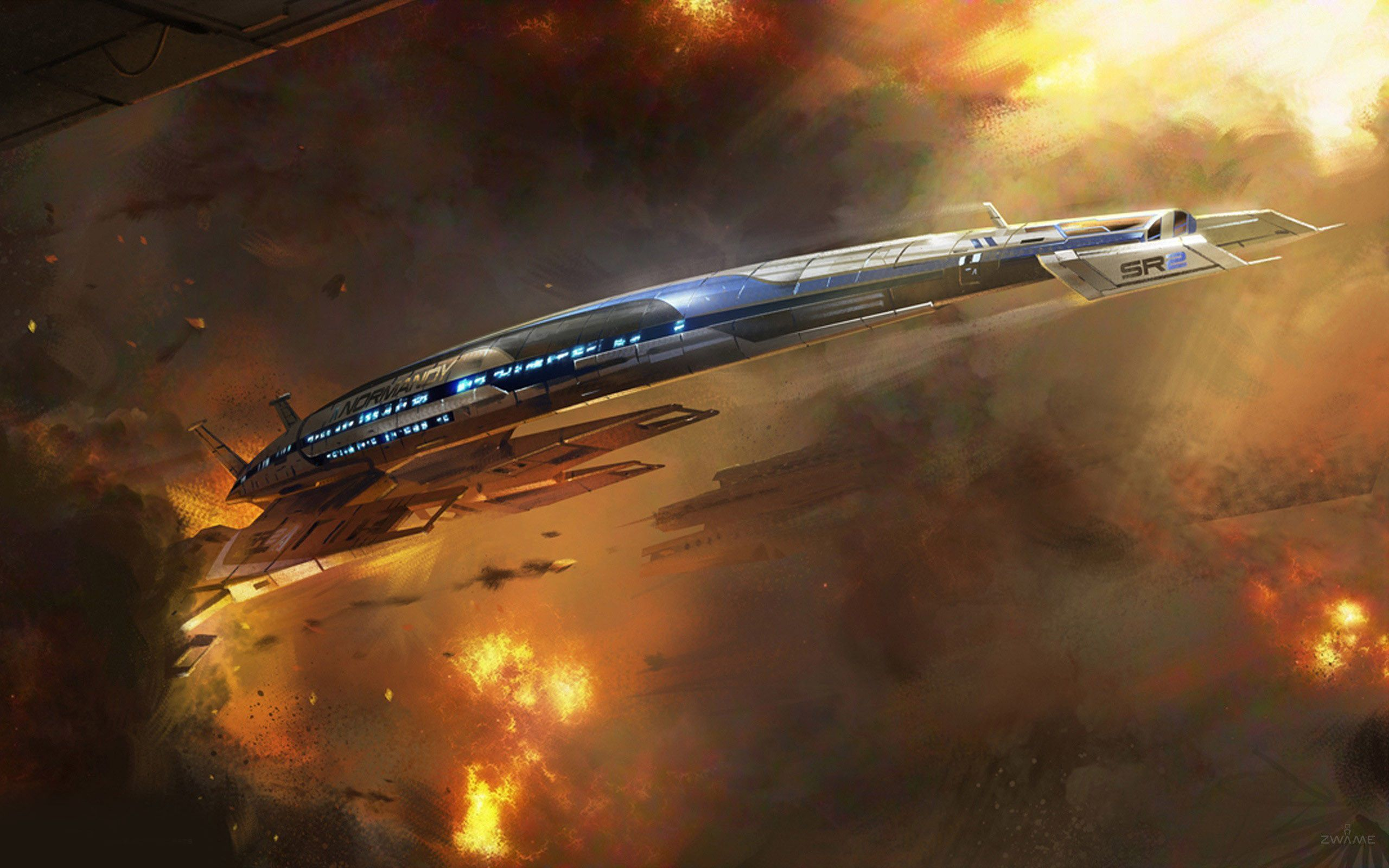 Mass Effect Wallpapers HD - Wallpaper Cave