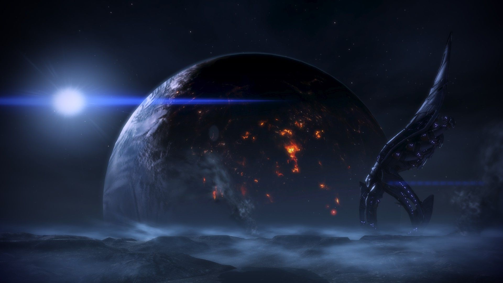Mass Effect Wallpaper Hd - WallpaperSafari