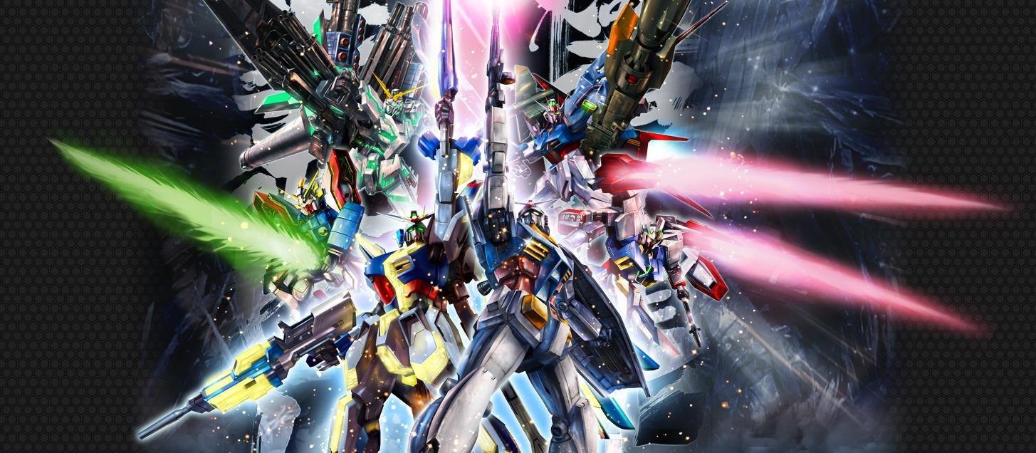 Gundam Extreme VS: MAXI BOOST - Wallpaper images - Gundam Kits