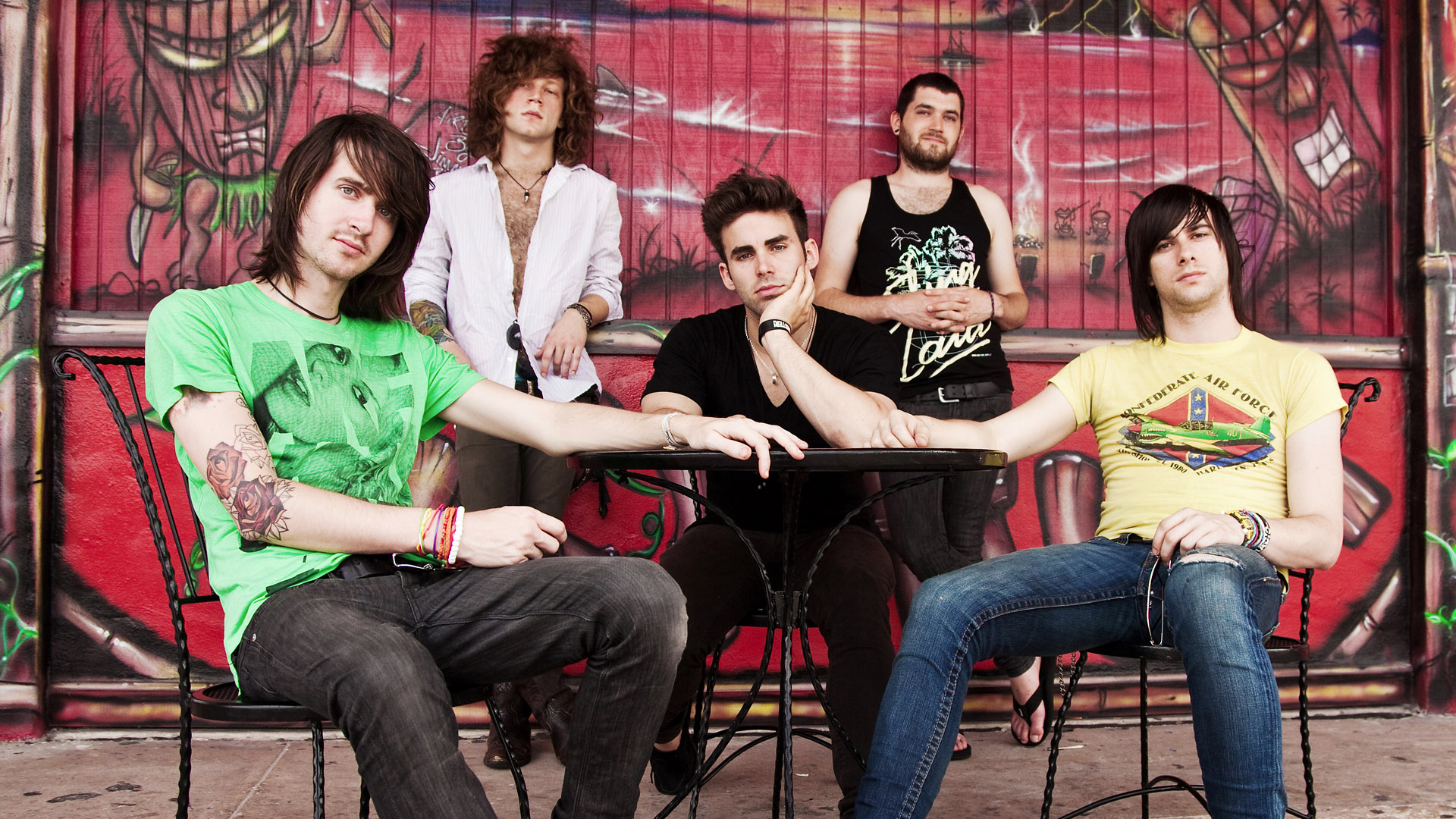 8 HD Mayday Parade Band Wallpapers - HDWallSource com