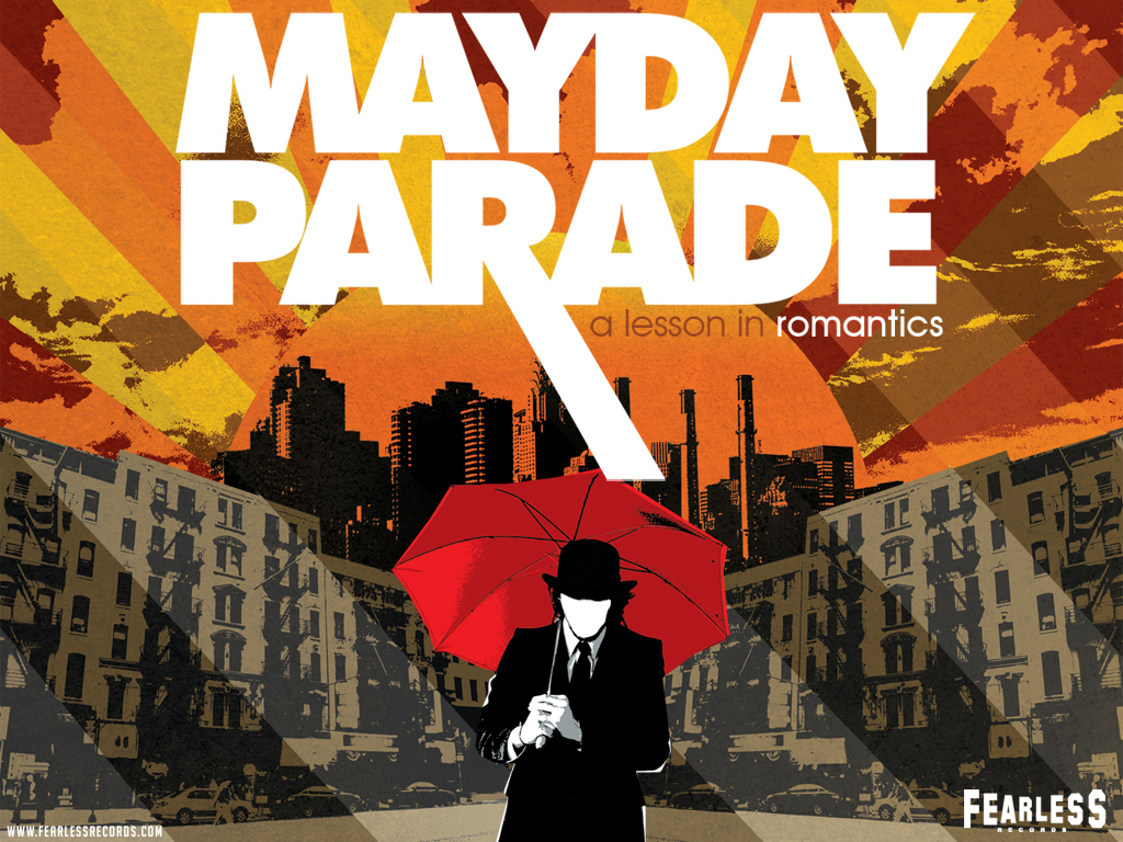 Mayday Parade Wallpaper Page 1