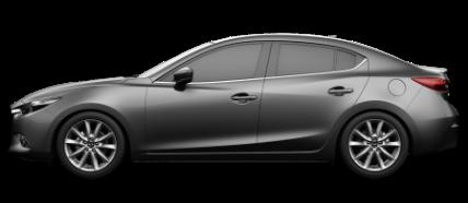 2016 Mazda 3 Sedan - Fuel Efficient Compact Car | Mazda USA