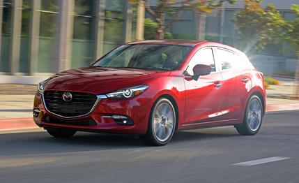 2017 Mazda 3 Debuts With Sharper Looks News Car And Driver