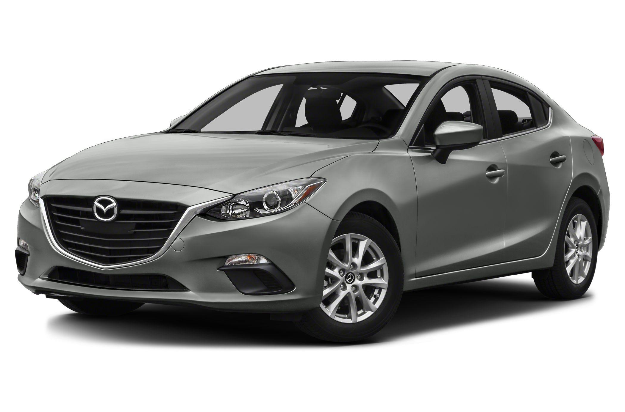 2015 Mazda Mazda3 New Car Test Drive