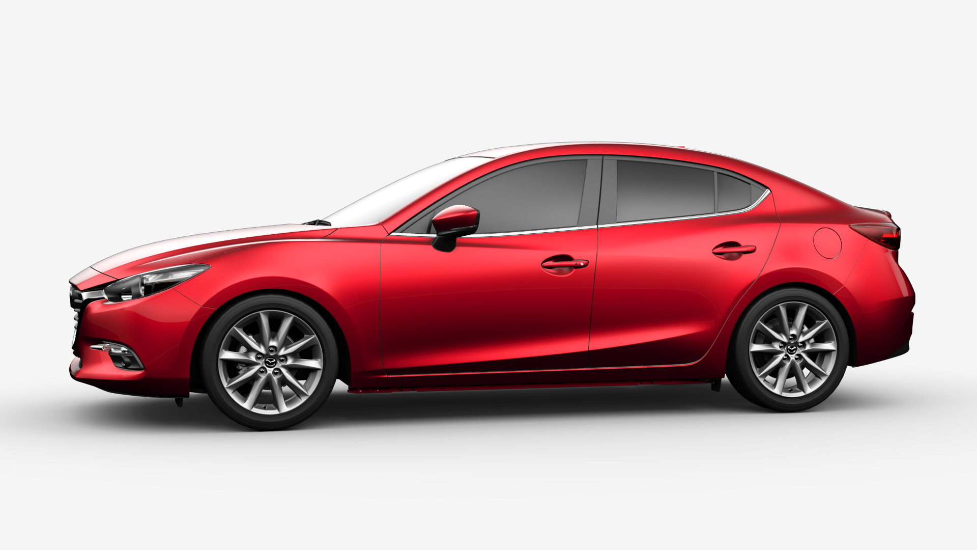 2017 Mazda 3 Sedan - Fuel Efficient Compact Car | Mazda USA