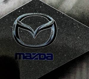 mazda logo wallpaper #2