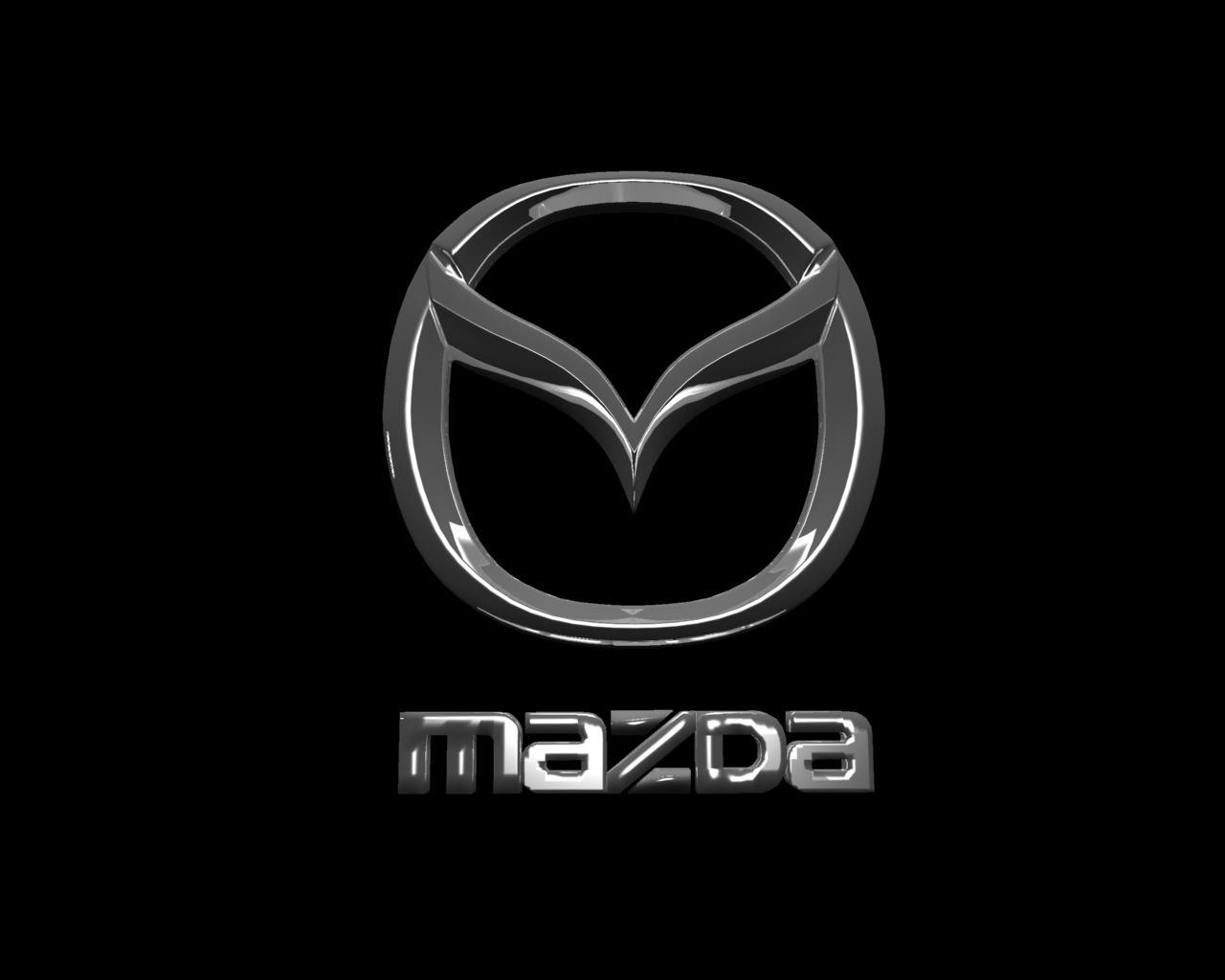 mazda logo wallpaper #7