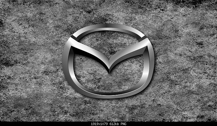 Mazda Logo Wallpaper - WallpaperSafari