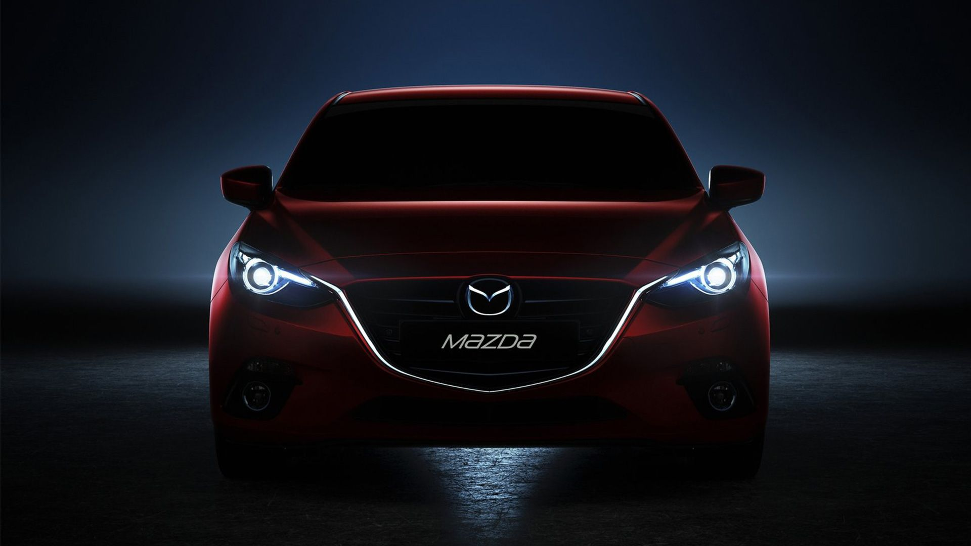 Mazda 3 Logo Wallpaper  Mazda Logo Wallpaper Model on Lostnote