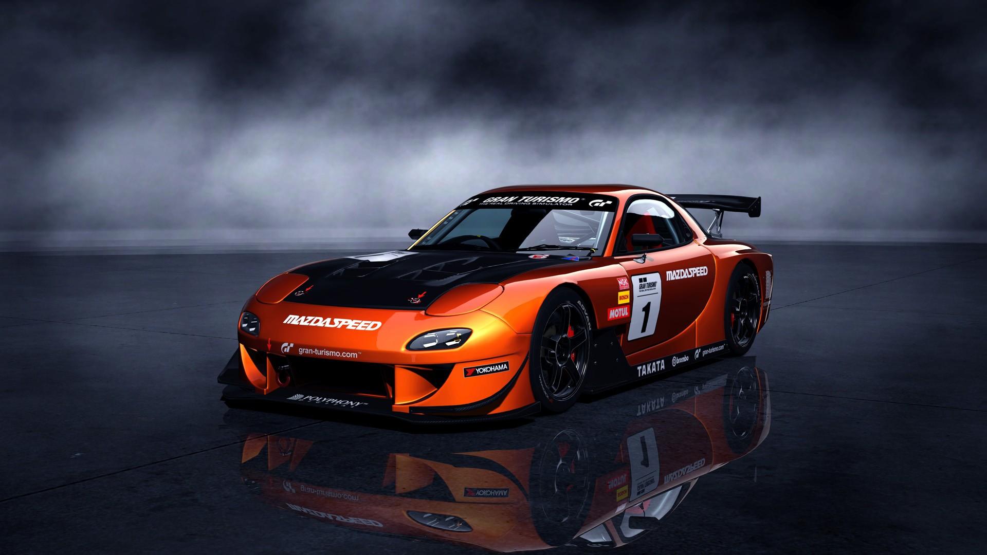 Mazda Rx7 Wallpaper HD